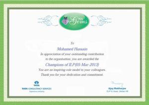 TCS-hussain-award